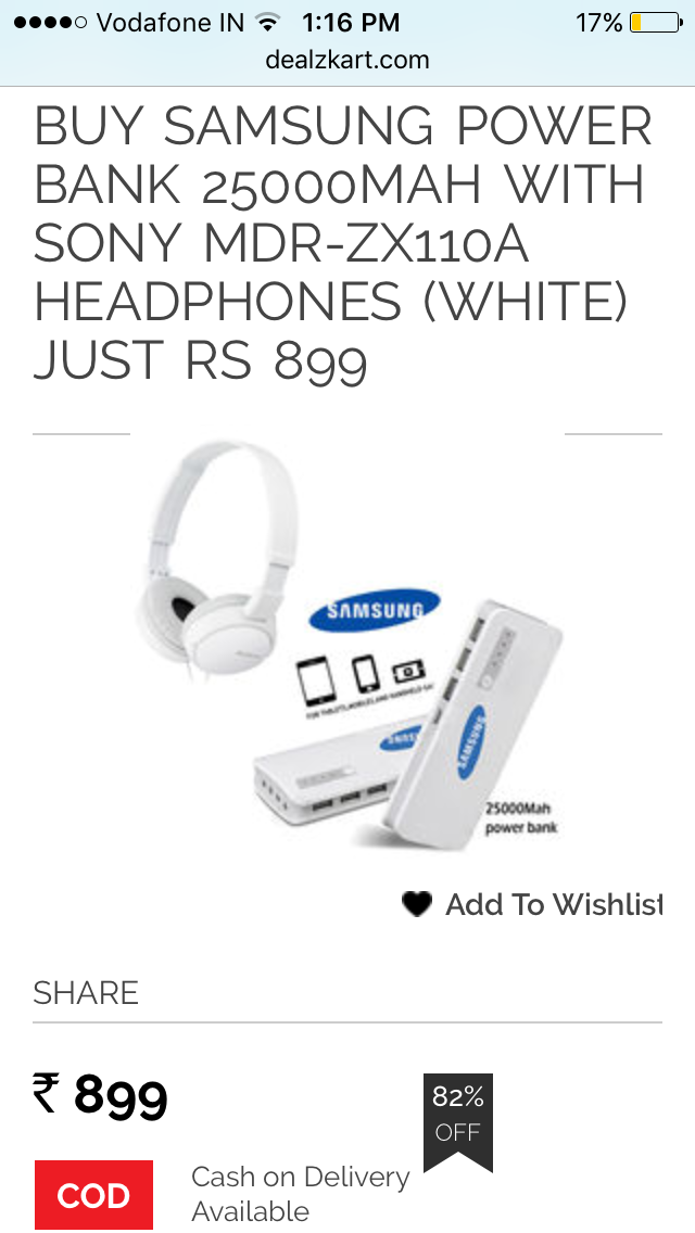 Samsung 25000 mah charger and sony headphone
