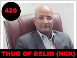 fake company with fraud director Devesh MC BC