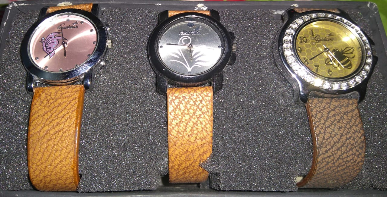 Duplicate watches delivered