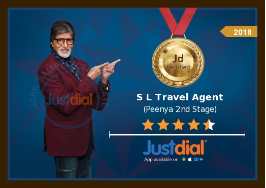 Travel service - booking hotels