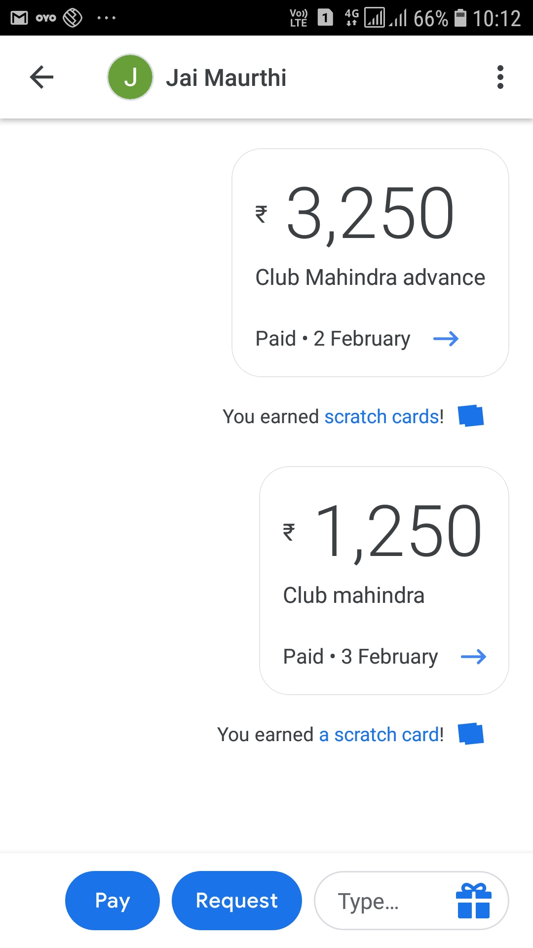 Hotel booking Amount